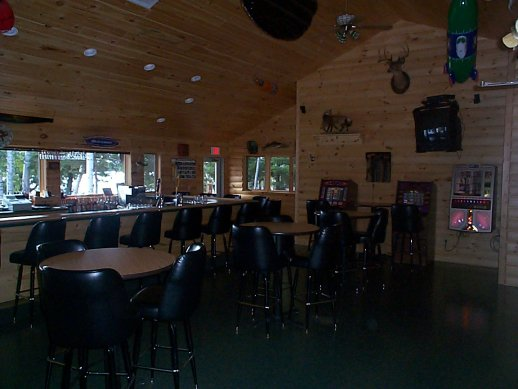 The Birches Resort - Bar and Lodge Tour